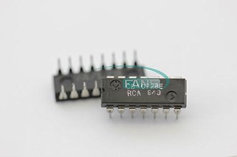 10PCS CD4072 CD4072BE 4072 DIP-14 TI CHIP IC