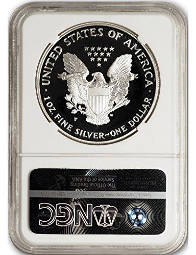 2013 silver eagle ngc pf70