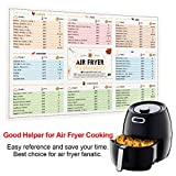 Air Fryer Cooking Times Quick Reference