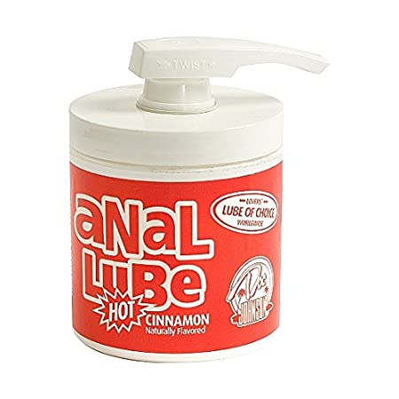 At home anal lube