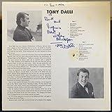Toni Dalli At La Strada vinyl record