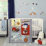 Bedtime-Originals-Snoopy-Sports-Sheet
