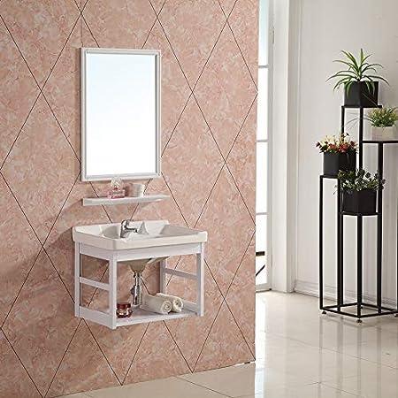 Badmobel Set Cube Gaste Wc Set Gastebad Badezimmer Unterschrank