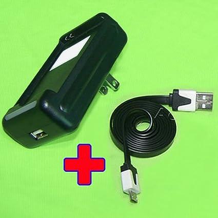 Amazon.com: Cellphone externo Dock Home carga rápida USB ...