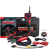 9-30v Car Circuit Tester 12V 24V Power Circuit Probe Kit Automobile Relay TesterDigital Multimete...