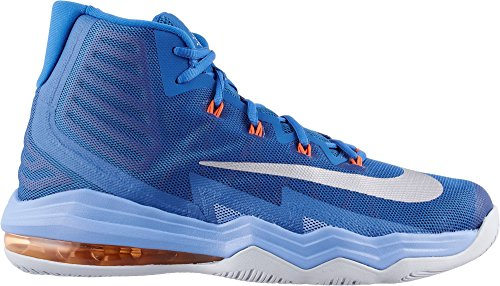 Max Shoes Basketball 2016 Metallic Air Men Audacity Star Nike Silver Blue BHwFEqR