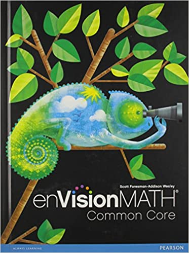 Amazon.com: EnVision Math Common Core, Grade 4 (9780328672622 ...