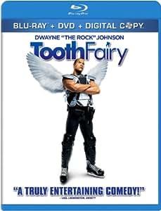 NEW Johnson/andrews/crystal - Tooth Fairy (Blu-ray)