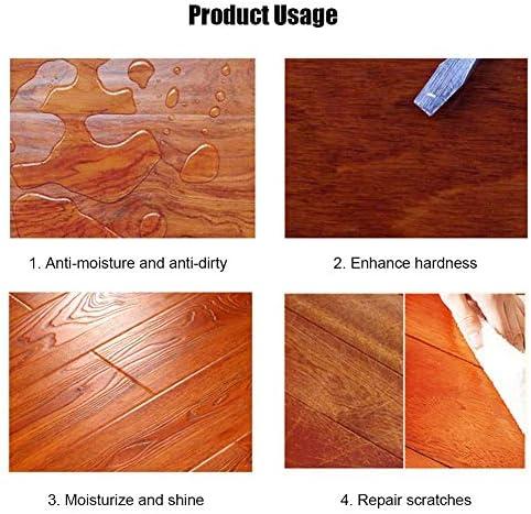 kengbi Holzgewürz Bienenwachs-Politur Wasserfestes Natürliches Bienenwachs-Möbelpflegezubehör Für Holzmöbel