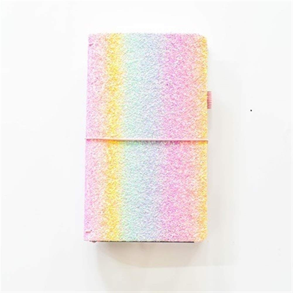 Amazon.com: King Boutiques Cute Glitter Notebook Journal ...