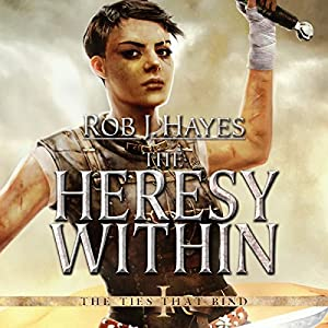 The Heresy Within Audiobook