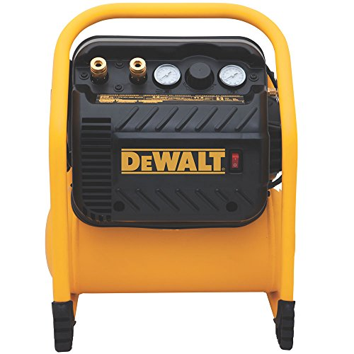 DEWALT DWFP55130 Heavy Duty 200 PSI Quiet Trim Compressor (Quiet Portable Air Compressor compare prices)