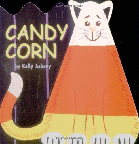 Candy Corn (Halloween Shape Board -