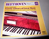 Beethoven ~ Piano Concerto No. 5 (Emperor) ~ Coriolanus Overture - Funk & Wagnalls Family Library of Great Music Album 15