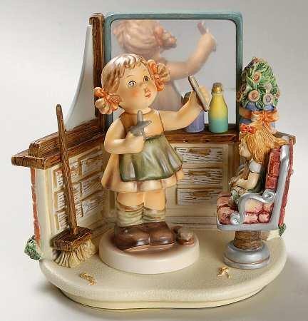 (Hummel Make Me Pretty Collector's Set 156082)