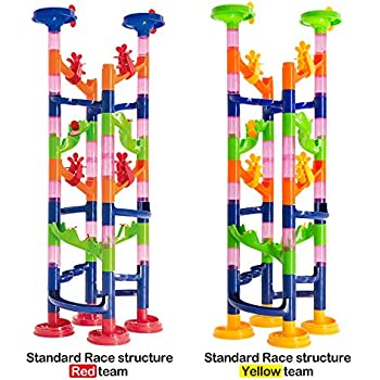 Learning Resources Ler2821 Tumble Trax Magnetic Marble Run