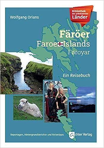Färöer: Ein Reisebuch