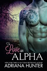 To Love An Alpha by Adriana Hunter (2014-04-25) Paperback