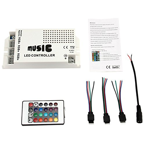 Led Light Music Sensor in US - 9