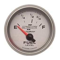 Auto Meter 4915 Ultra-Lite II 2-1/16\