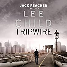 Tripwire: Jack Reacher, Book 3 Audiobook by Lee Child Narrated by Jeff Harding
