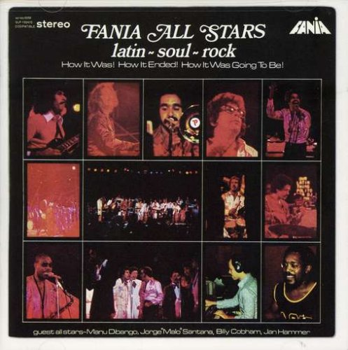 Latin-Soul-Rock by FANIA RECORDS