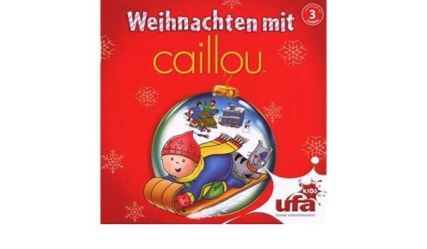 Caillou Weihnachten.Weihnachten Mit Caillou Amazon Com Music