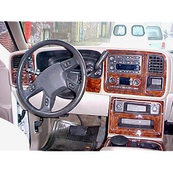 Chevrolet chevy suburban interior burl wood - 1997 chevy silverado interior parts ...