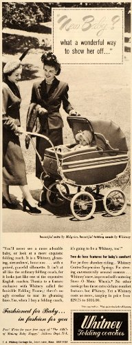 Antique Strollers For Babies - 4
