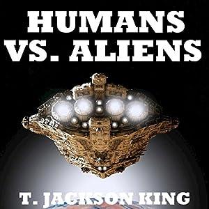 Humans Vs. Aliens Audiobook
