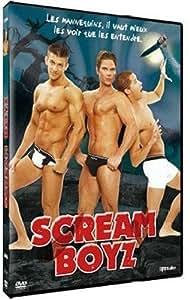 Scream Boyz [Francia] [DVD]