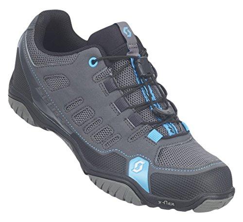 Scott Damen MTB-Damenradschuh Crus-r Mountainbike Schuhe    Grau (Anthrazit/Blau 5140) 594e4e