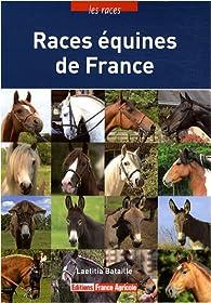 Races équines de France par Laetitia Bataille
