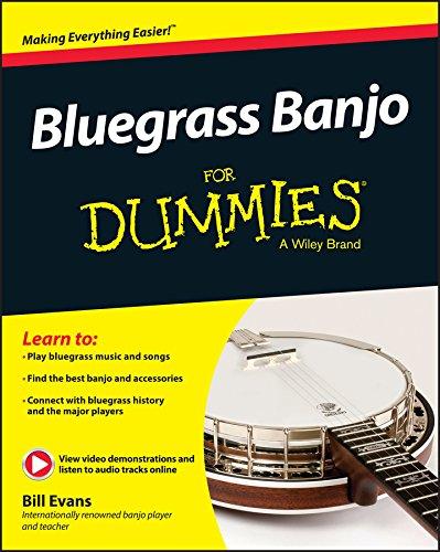 - Bluegrass Banjo For Dummies