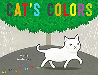 Book Cover: Cat's Colors