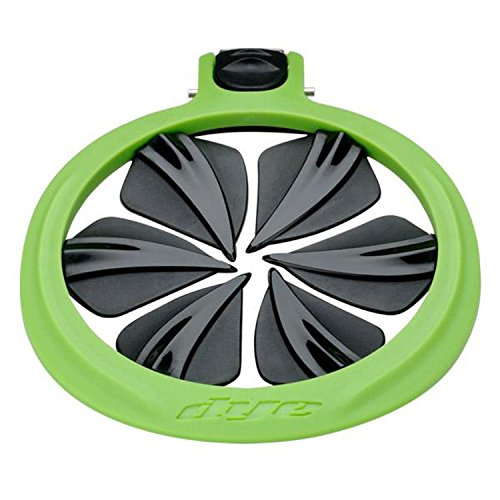 Dye Paintball Rotor R2 Quick Feed - Bright Green by Dye