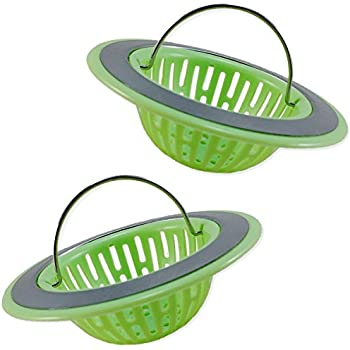 Amazon Com Joie Quack Kitchen Sink Strainer Basket Frog