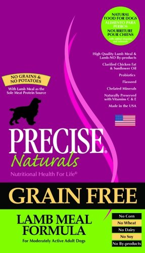 Precise Canine Lamb Pet Food, 28 lb