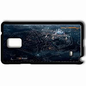 Personalized Samsung Note 4 Cell phone Case/Cover Skin Adrift Black by mcsharks