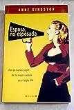 img - for Esposa, No Esposada book / textbook / text book