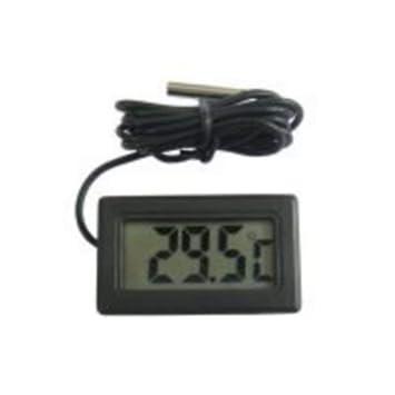 Grifri Lcd Digital Thermometer Tester Fur Kuhlschrank Aquarium