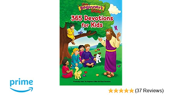 photo relating to Printable Bible Devotions for Kids called The Newcomers Bible 365 Devotions for Children: Zondervan