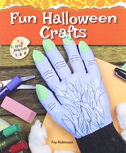 Fun Halloween Crafts (Kid Fun Holiday Crafts!) ()