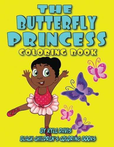 Search : The Butterfly Princess: Coloring Book