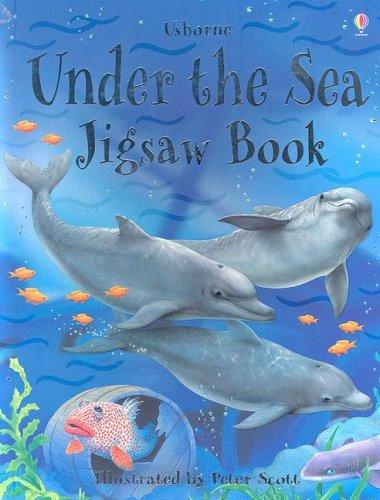 Under the Sea Jigsaw Book (Luxury Jigsaw Books) PDF