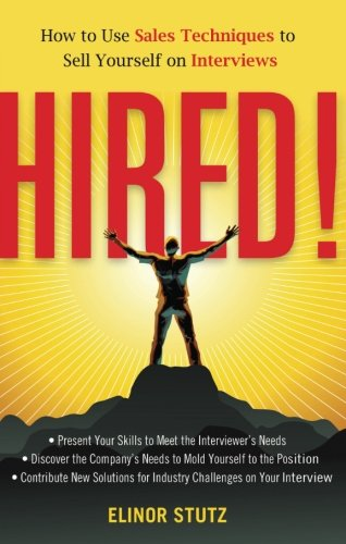 In today-s tough economy, most people are too desperate to get any job, rather than seeking one that will provide the career satisfaction and growth they deserve. Worse, they treat the interview as an opportunity to focus on themselves. In Hired!, El...