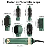 Hair Dryer Brush and Volumizer, 6 in 1 One-Step Hot