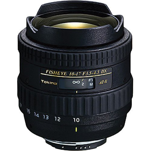Tokina AF 10-17mm for 3.5-4.5 AT-X 107 DX Lens - Nikon Mount [並行輸入品]   B01KM6Q6UO