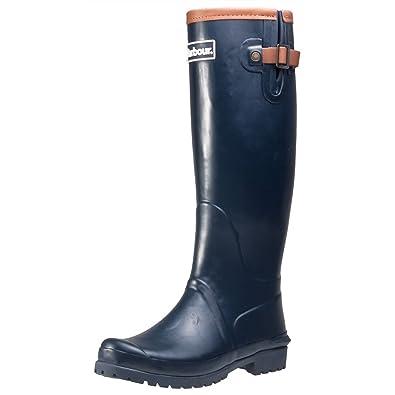 Barbour Damen Blyth Gummi Wasserdicht Schnee Regen Gummistiefel Stiefel EU 36-43 3qSfuJZve1