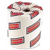Toilet Paper 2 Ply in Bulk (Boardwalk 4x3 500 Sheets/Roll)